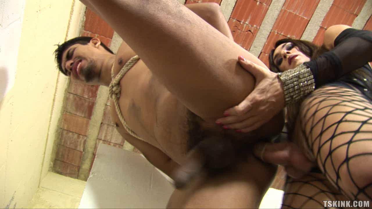 Japanese Shemale Cum Ass
