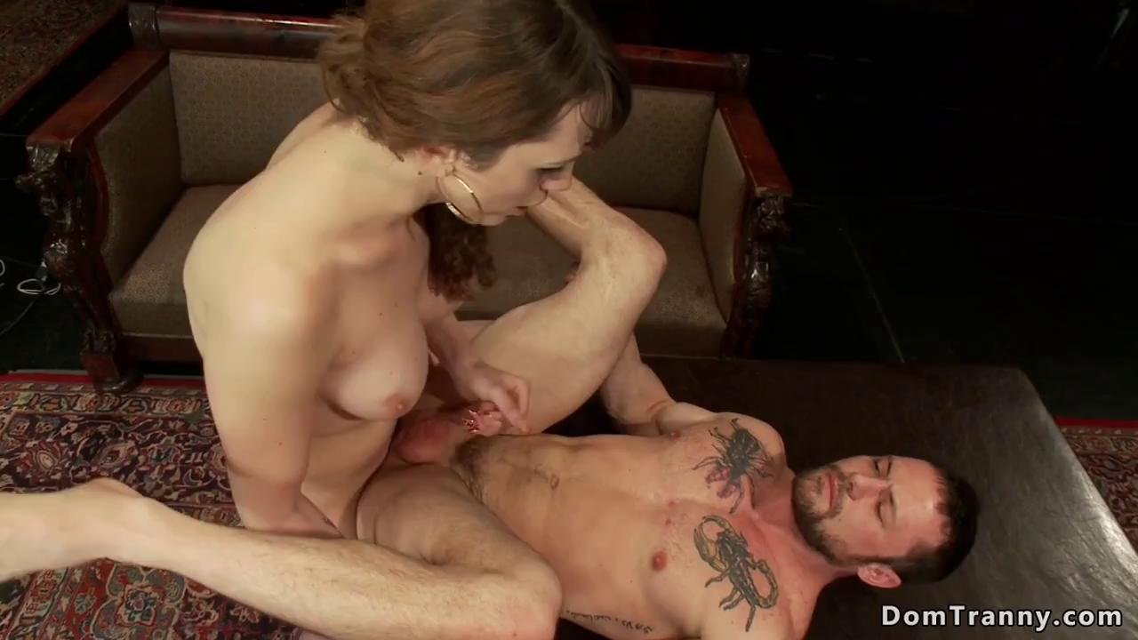 Teen Shemale First Anal